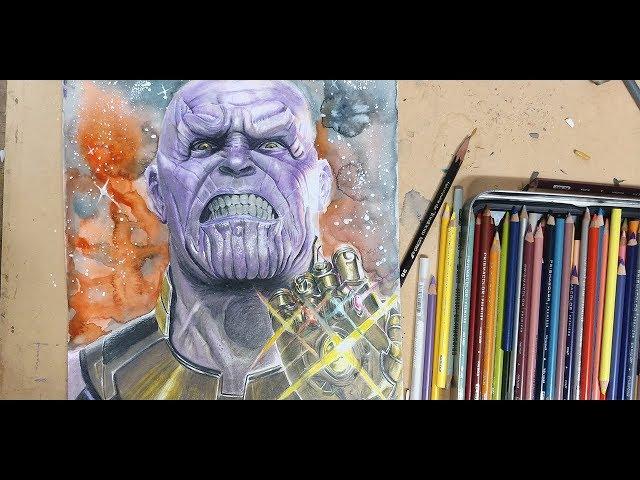 ???? ????? ??? ?? ???! ( Avengers : Infinity War - Thanos )