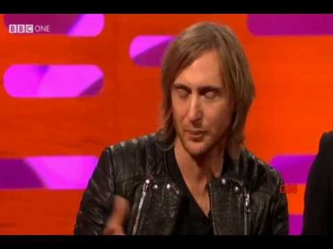 David Guetta Interview on The Graham Norton Show (16th March 2012)