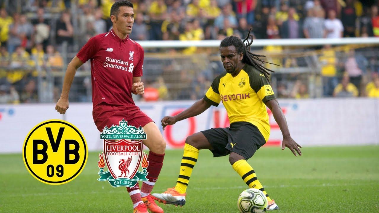 Dortmund Liverpool Live