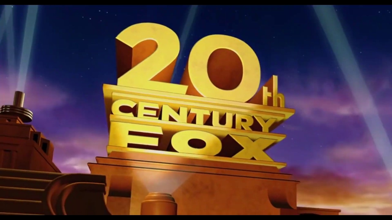 20th CENTURY FOX LOGO NEW DISNEY VERSION (RARE)