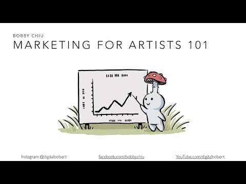 Marketing for Artists 101