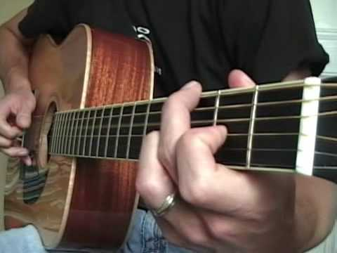 Smashing Pumpkins Today Acoustic Cover