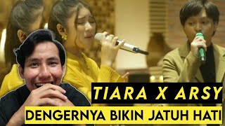 Download Tiara Andini ft Arsy - Kekasih Sejati, Planet Tempatku Sembunyi ❗ REACTION
