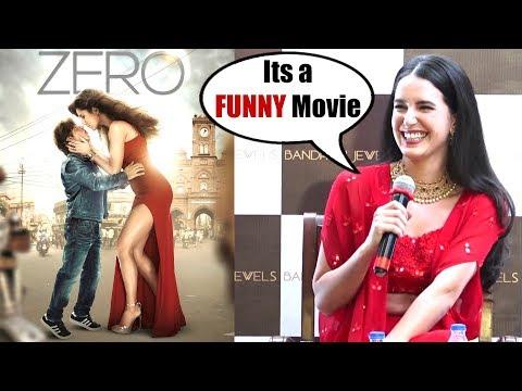 Katrina Kaif Sister Isabelle's MAKES FUN Of Shahrukh Khan's ZERO Movie
