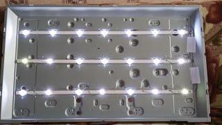 Ремонт подсветки LG LB561V