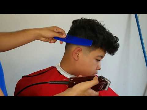 HOW TO DO A LOW FADE