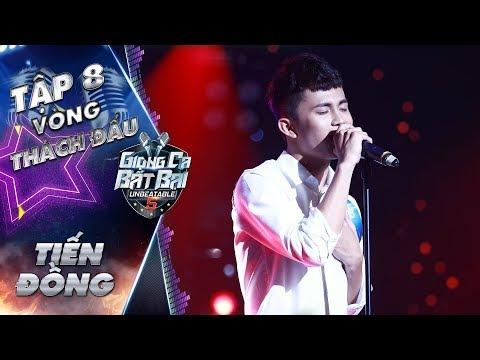 """Giọng Ca Bất Bại   Tập 8: """"Hotboy kẹo kéo"""" Tiến Đồng chiếm trọn tình cảm BGK với """"Tan"""" đầy nức nở"""