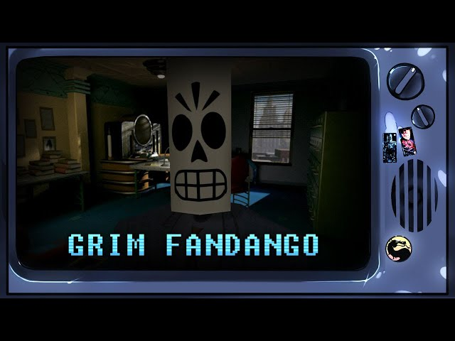Grim Fandango (видео)