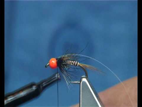 Tying A Hothead Copper John Variant By Davie Mcphail Youtube