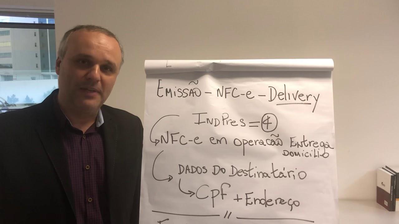 Emitindo Nfc-e - Delivery