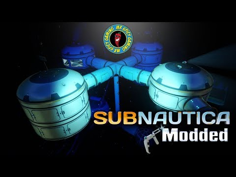 3 GHOSTS & A VOID BASE -  Subnautica Modded Ep15
