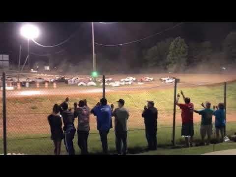 Brad Calhoun Dirt Track Racing 6.15.19 FS