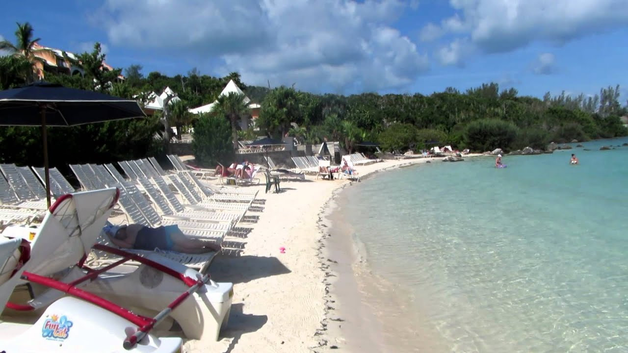 Grotto Bay Beach Private Pink Sands In Bermuda Sept 2017