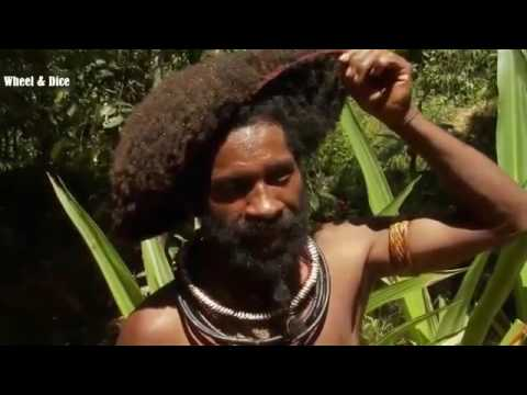 Papua New Guinea people and culture and rituals