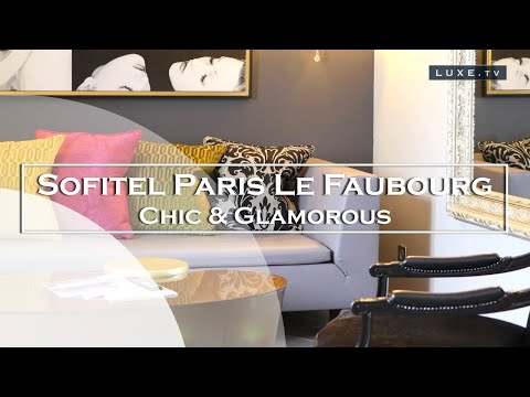Discovering a chic and glamorous Parisian hotel