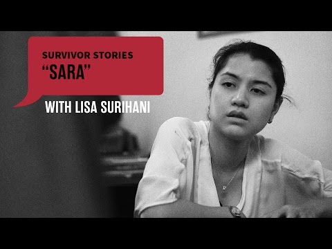 Lisa Surihani breaks down after interview with child rape survivor