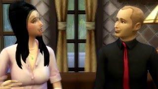 Моя прекрасная няня Пародия The Sims 4