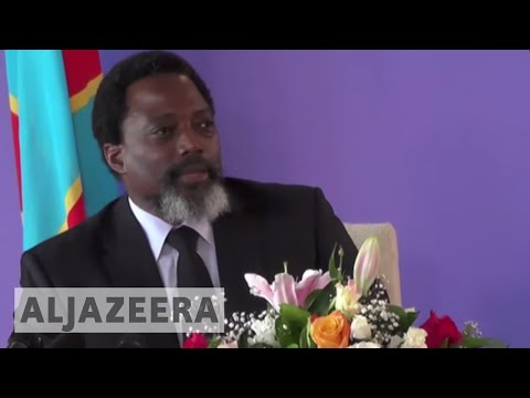 🇨🇩 DR Congo's Kabila says elections will be held