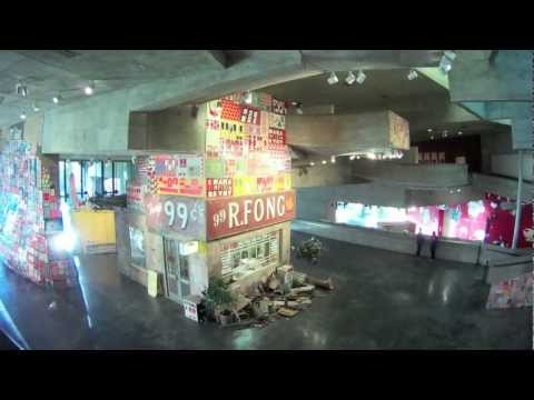 Barry McGee at the UC Berkeley Art Museum