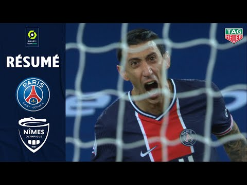 PSG Nimes Goals And Highlights