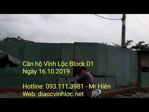 Căn hộ Vĩnh Lộc Block D1 ngày 16.19.2019