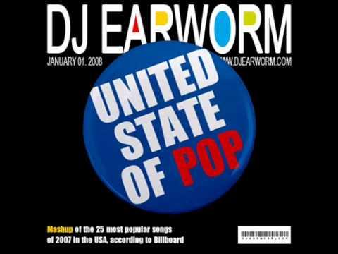 Dj Earworm United State of Pop 2009[HD]