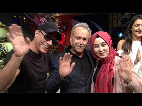 Beyaz Show- Jean Claude Van Damme Gönülleri Fethetti!
