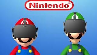Скачать Was Nintendo S Codename NX Delayed To Add VR Capabilities
