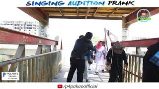 | SINGING AUDITION PRANK | By Nadir Ali In | P4...