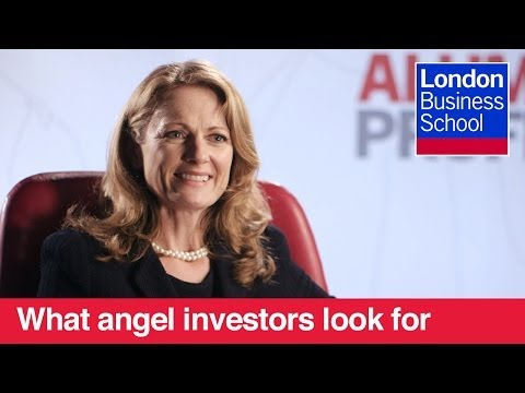 What angel investors