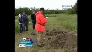 Исследования почвы в Ненецком округе