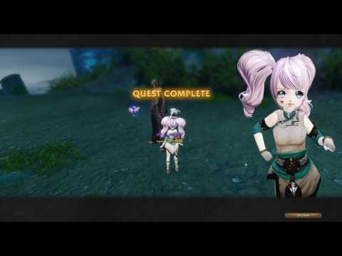 Revelation Online: Group Questing