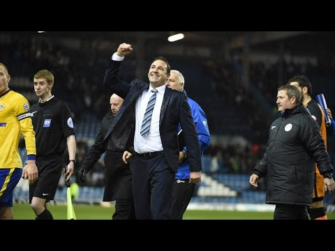 REACTION: 'Delighted for the fans and the players' - Malky Mackay post Leeds United