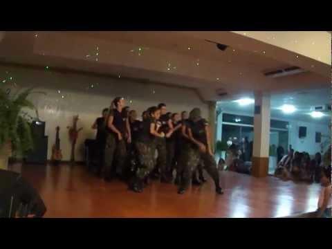 Prontos para Batalha FLG - Ministério de dança Plenitude - Igreja Getsêmane FSA