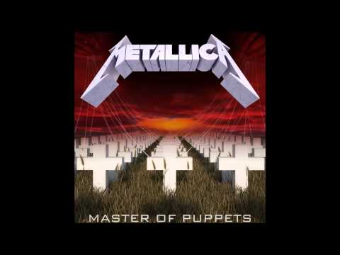 MetallicA - Master of Puppets Remastered