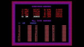 Robotron (Solid Blue label) - VizzedEmulatorHost 2016 10 03 18 23 03 40 - User video