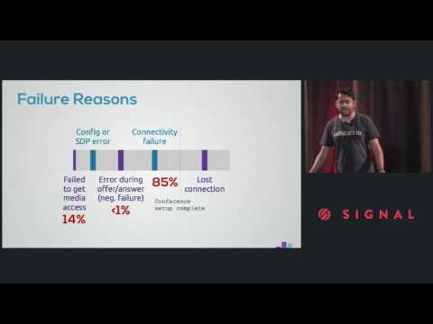 REAL-TIME COMMS TRACK | WebRTC Performance Stats - Varun Singh (Nemu Dialogue Systems)