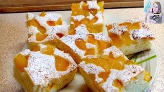 Вы будете печь этот торт каждые выходные! Отличные фруктовые взбитые сливки