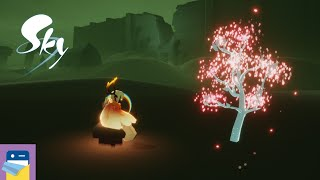 Sky: Children of the Light - Beta - Days of Bloom - Sit with the sapling in Golden Wasteland Quest