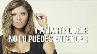 Anna Carina - Amándote (feat. Jandy Feliz) - Video Letra