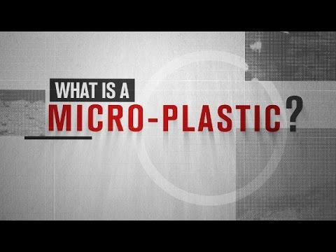 What is a microplastic?