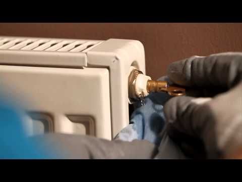 How to Bleed a Radiator - British Gas