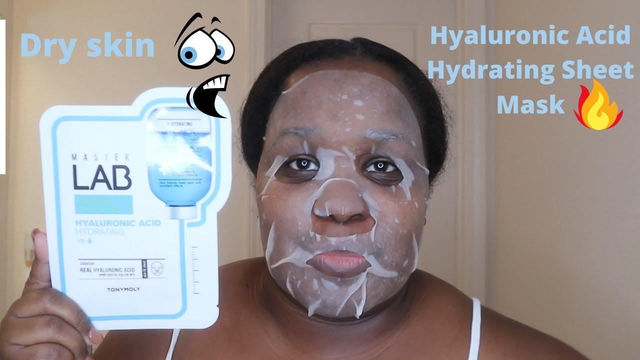 Master Lab Hyaluronic Acid Sheet Mask by TONYMOLY #3