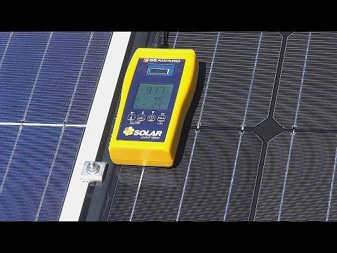 Seaward PV210 Solar Installation Tester / Analyser