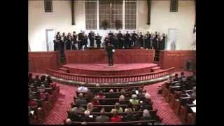 """All Men Dream"" by Jonathan Adams, Sine Nomine Singers"
