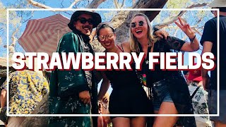 Strawberry Fields 2018 Aftermovie (Tocumwal, Australia) - Raverglueck VLog #52