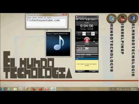 Descargar audio mp3 de youtube online