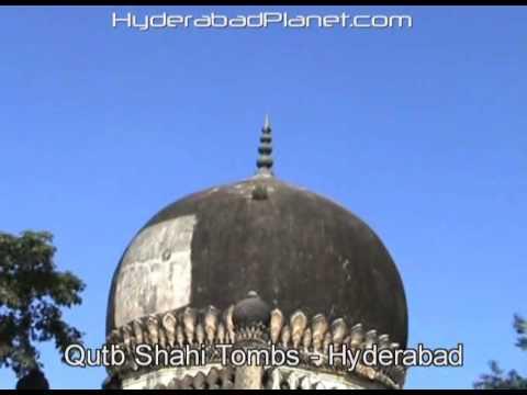 Qutb Shahi Tombs - Hyderabad, INDIA