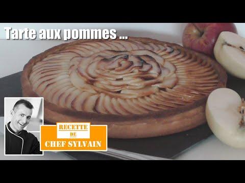tarte-aux-pommes---recette-maison-par-chef-sylvain