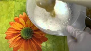 Шампунь из калийной пасты с нуля